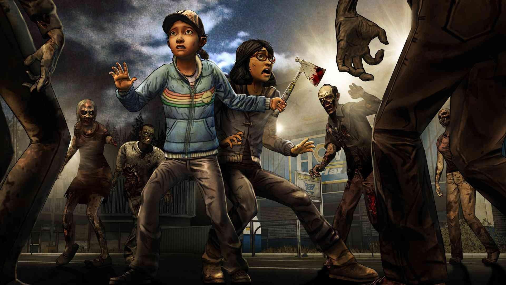 The Walking Dead Season 2 - Ep.3: In Harm's Way - Đánh Giá Game