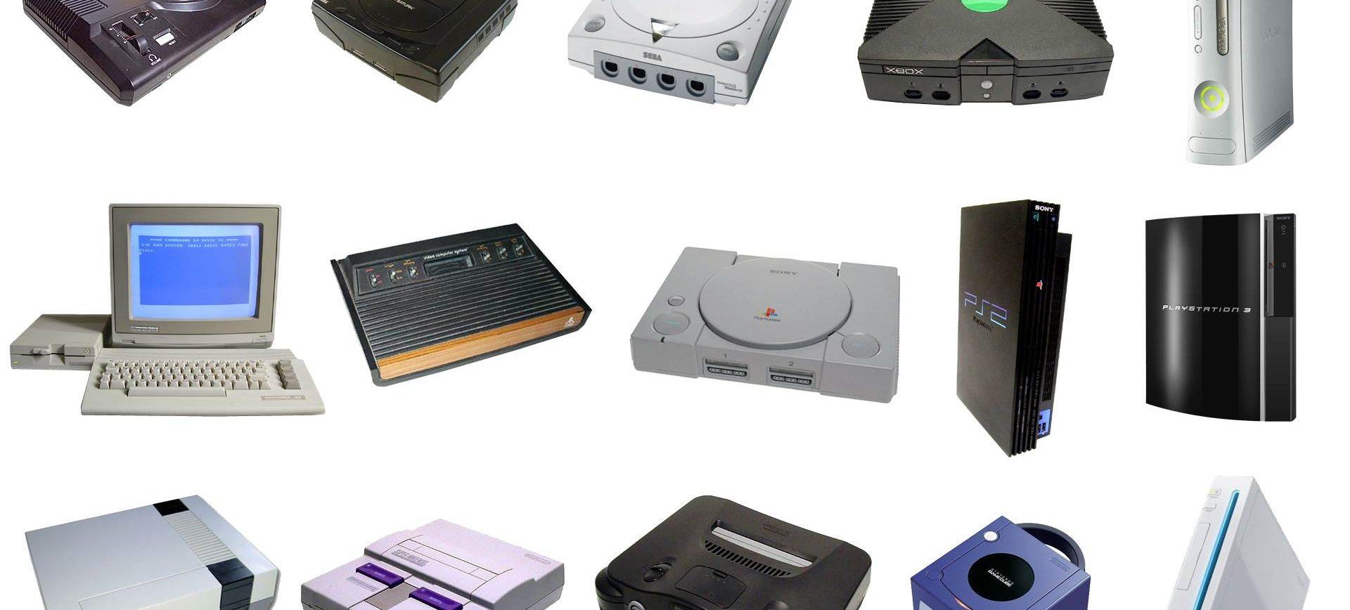 máy chơi game Console