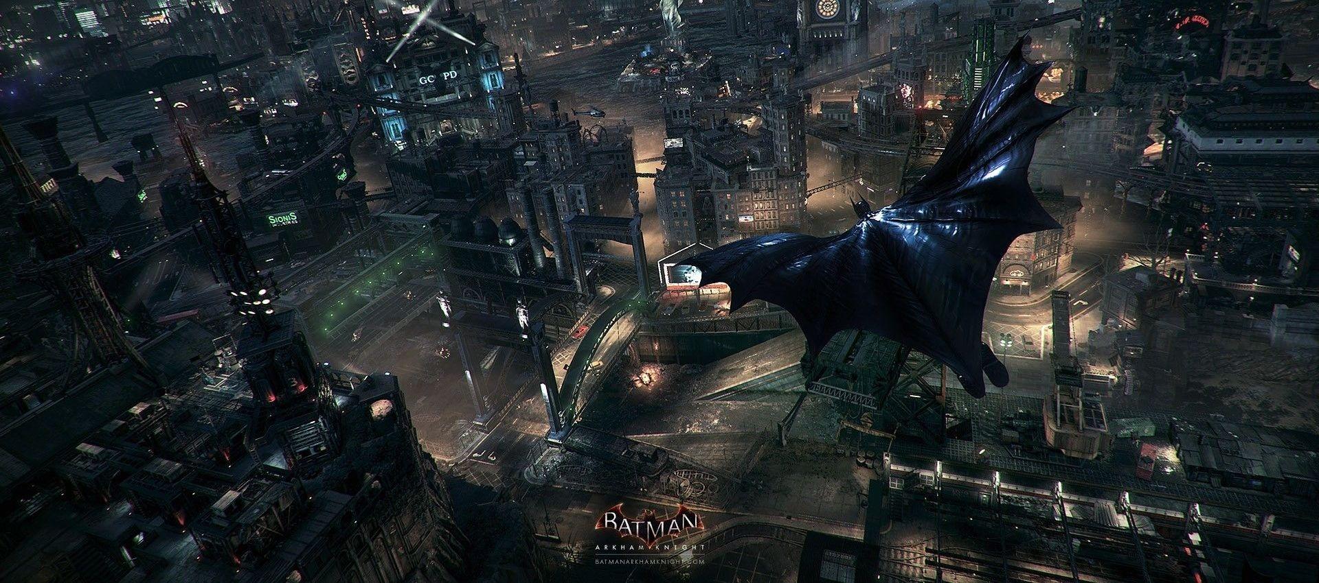 """E3-2014: Ai sẽ """"hộ tống"""" Warner Bros. dự hội chợ game?"""