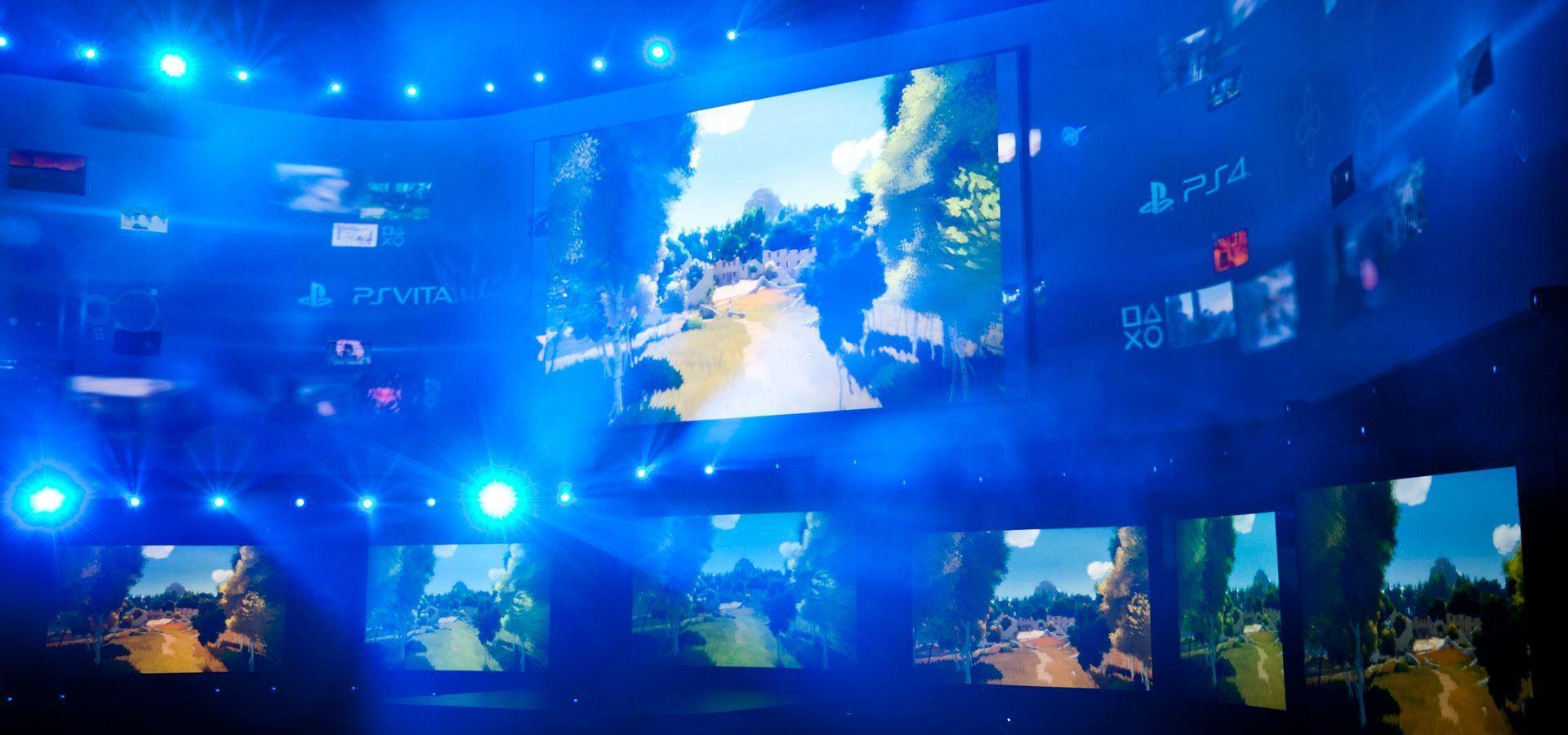 E3-2014: Họp báo Sony - Ít có bất ngờ mới!