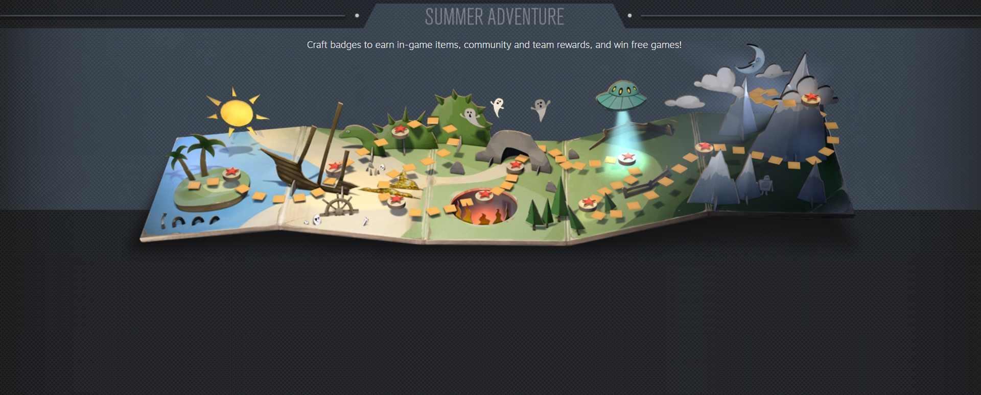 Steam Summer Adventure: Cuộc đua kỳ thú!