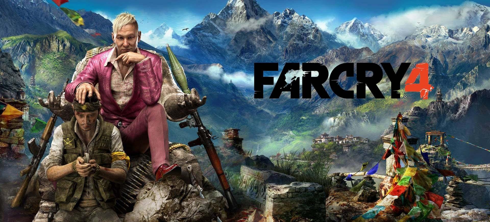 """GameStart 2014: Khám phá thế giới mới của """"Far Cry 4"""""""