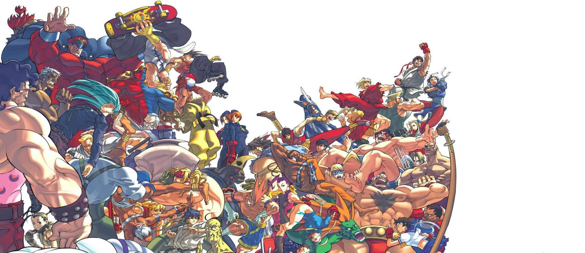 """""""Street Fighter"""" - Đấu trường vinh quang"""