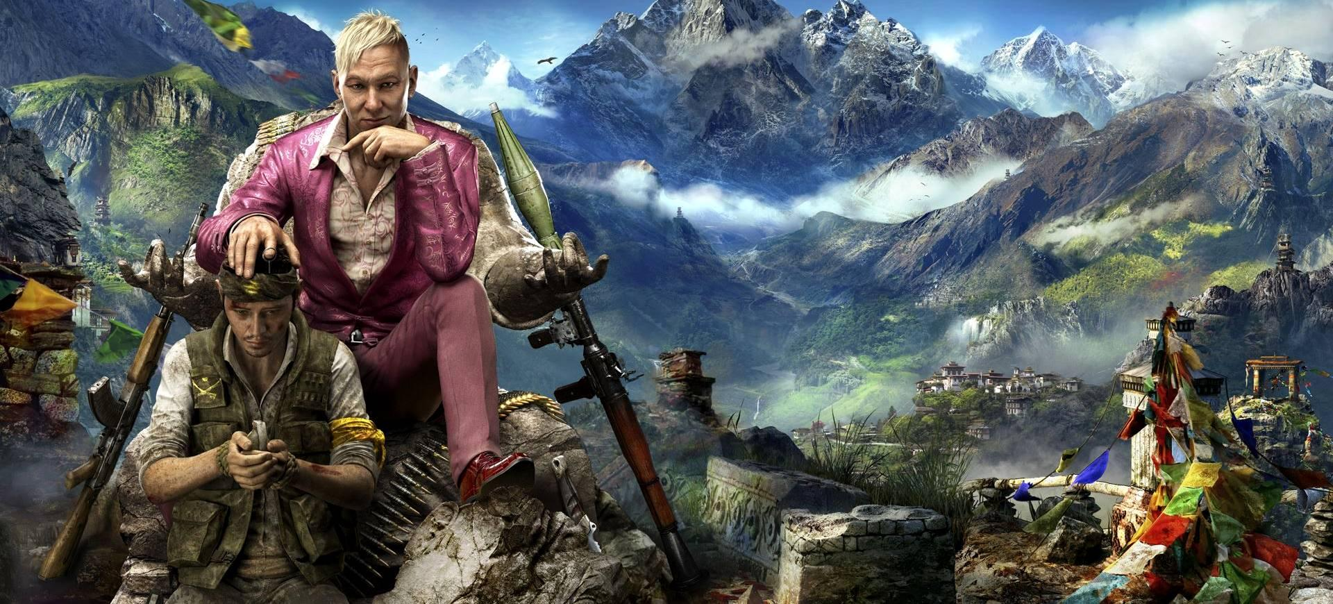 Far Cry 4 - Đánh Giá Game