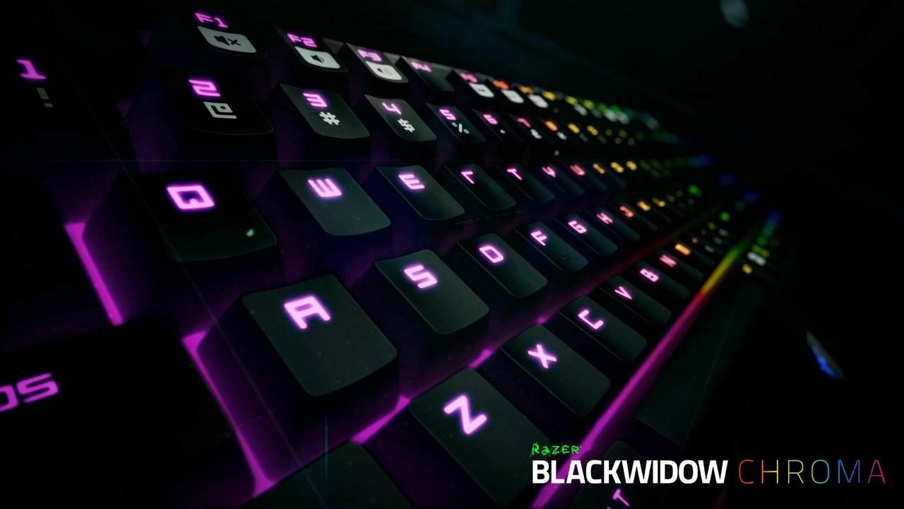 """Razer cho đặt hàng trước bàn phím cơ """"Razer Blackwidow Chroma"""""""