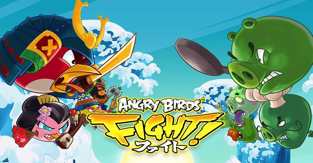 """Brawl with birds in Rovio's new RPG match-3 puzzler """"Angry Birds Fight"""""""