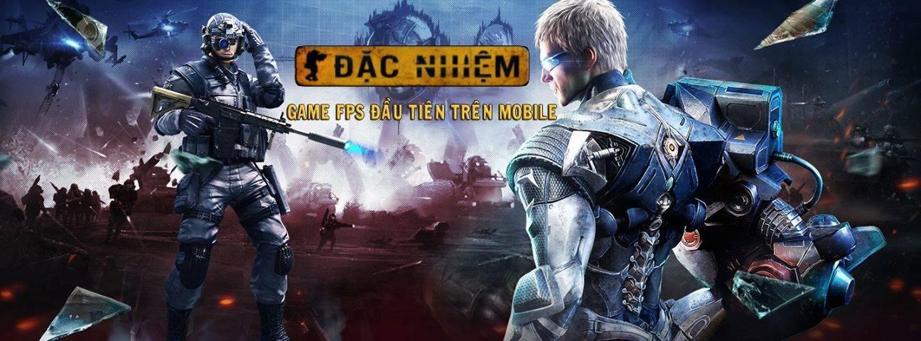 Đặc Nhiệm: Game mobile FPS đầu tiên tại Việt Nam lộ ảnh Việt hóa