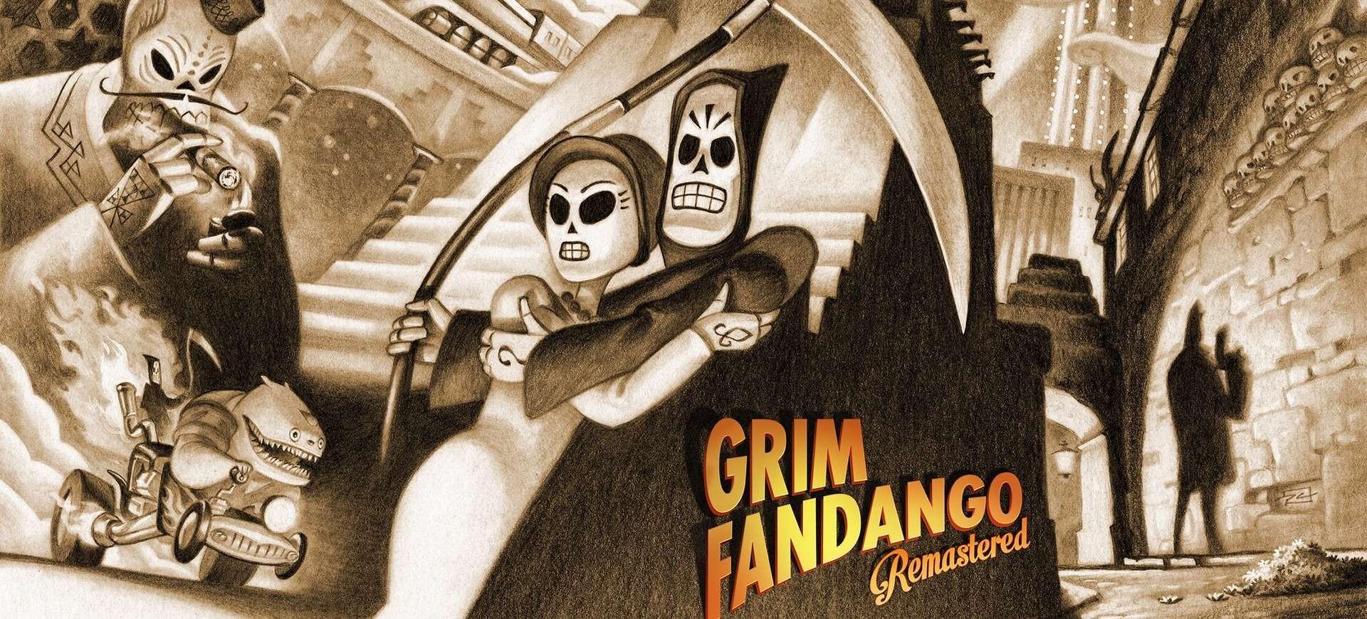 Grim Fandango Remastered - Đánh Giá Game