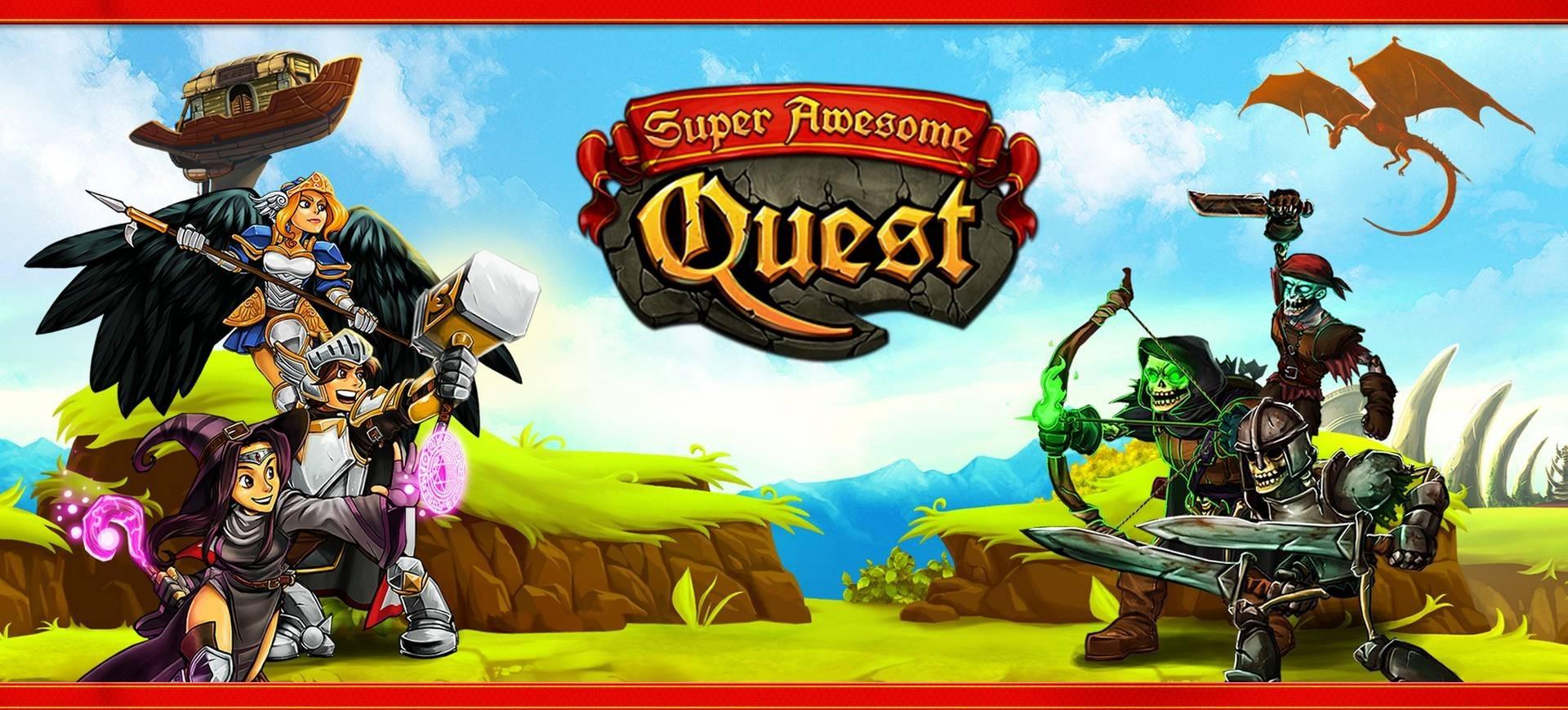 Super Awesome Quest – Đánh Giá Game