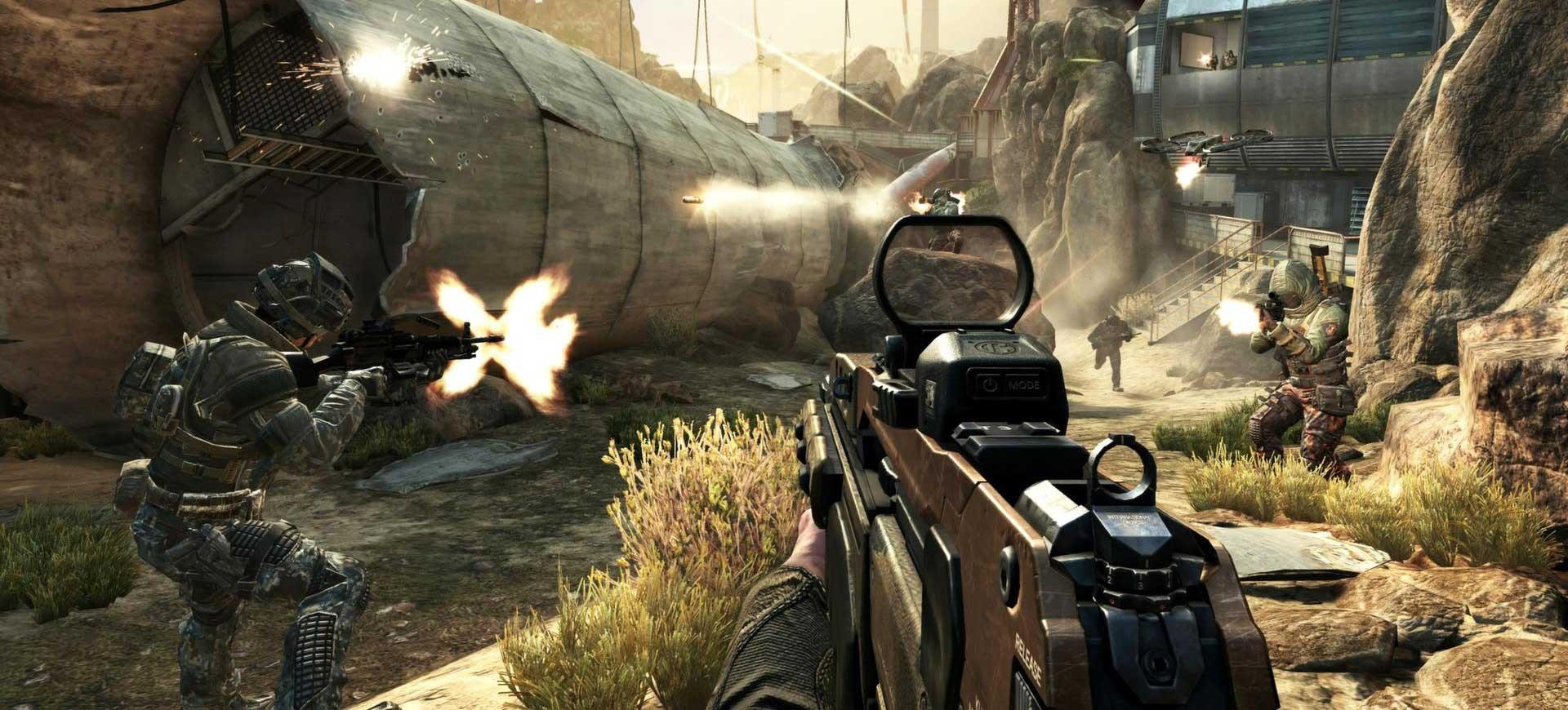 "Game Infographic – Sự ""tiến hóa"" của FPS!"
