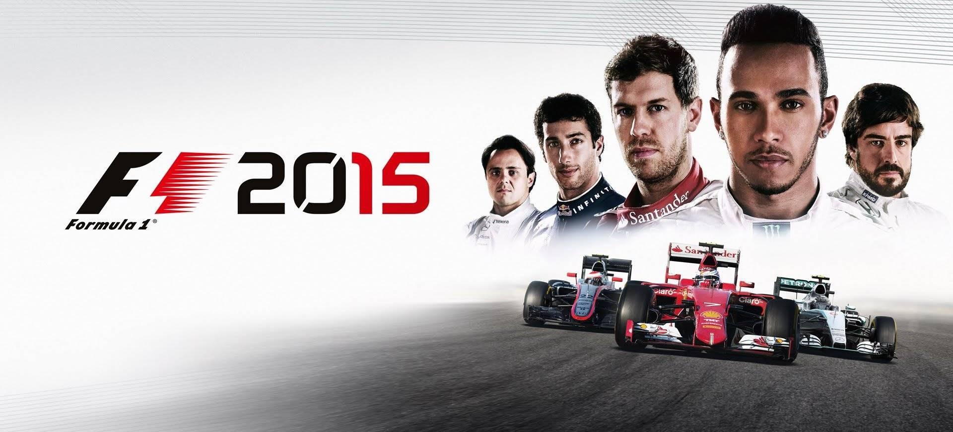 F1 2015 - Đánh Giá Game
