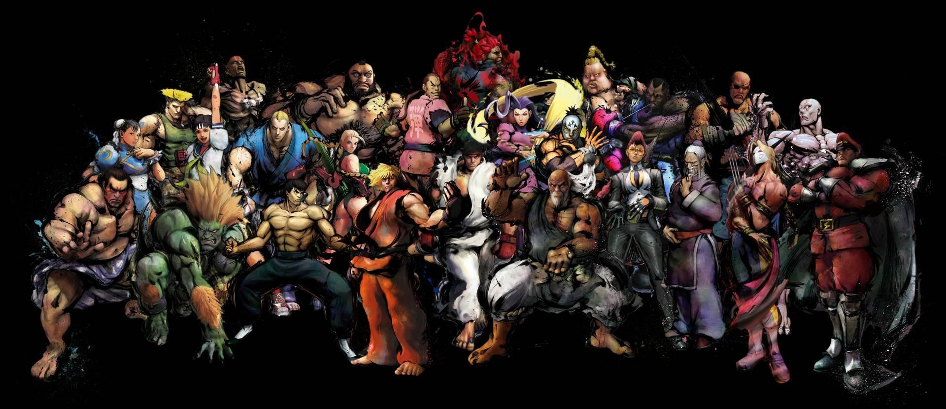 """""""Street Fighter IV"""" và bài học thành công từ Capcom"""