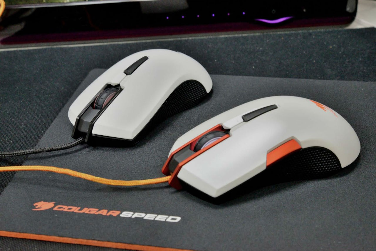Cougar công bố bộ đôi chuột chiến 230M và 250M mới