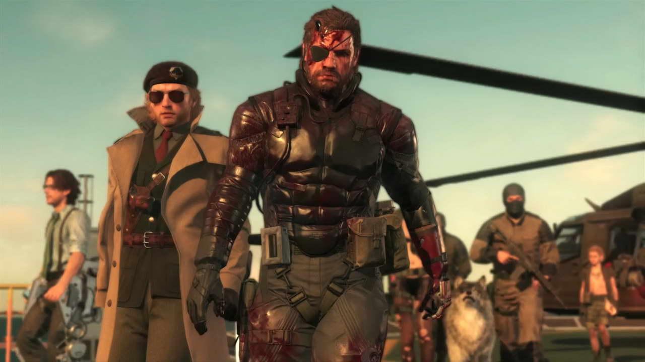 """TGS 2015: """"Metal Gear Solid V: The Phantom Pain"""" giới thiệu DLC đầu tiên"""