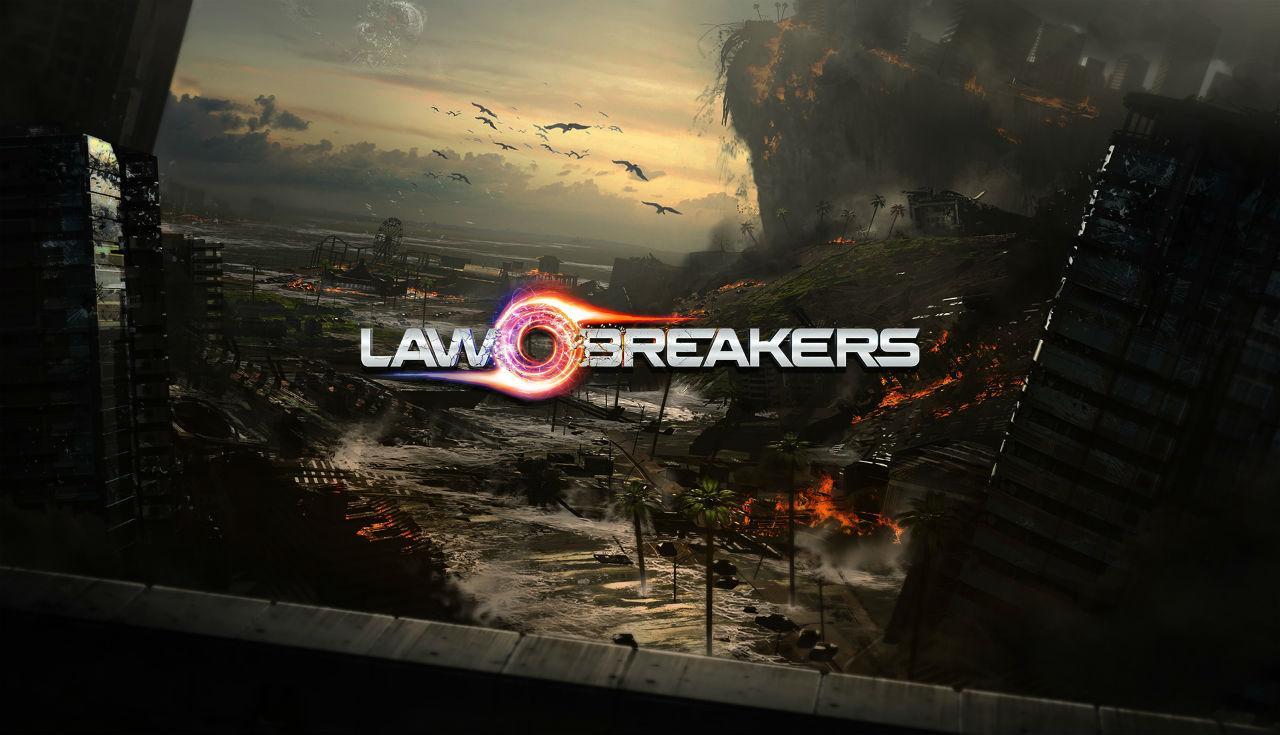 """Boss Key Productions chính thức công bố """"LawBreakers"""""""