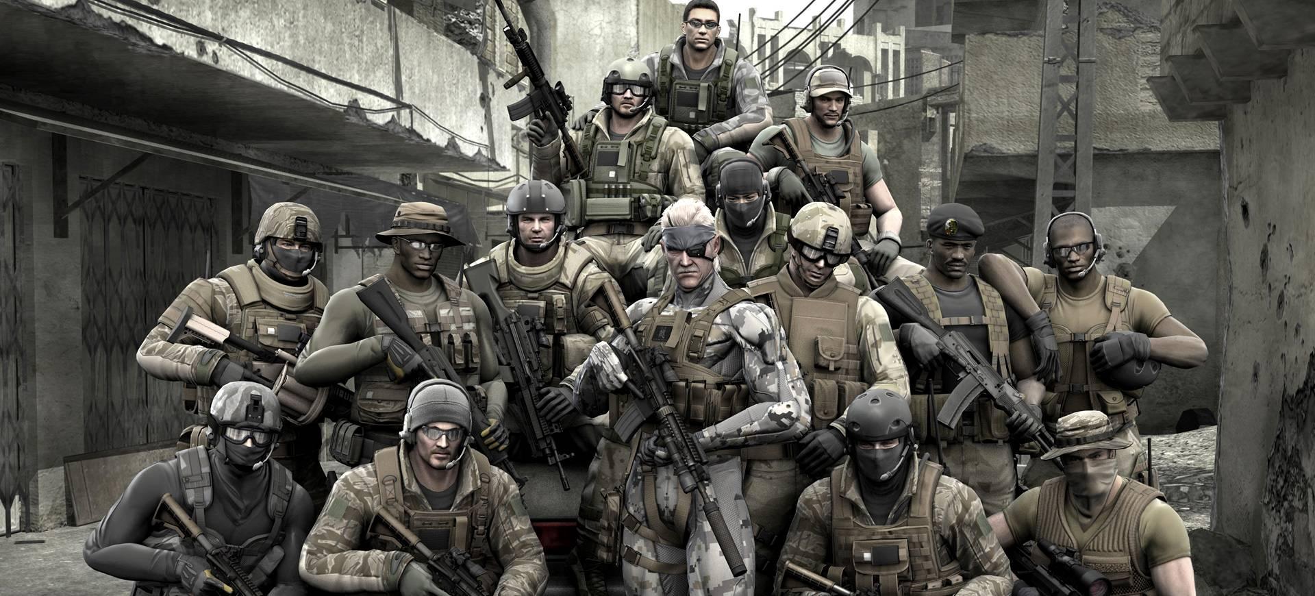 """Biên niên sử """"Metal Gear"""" - Kỳ II"""