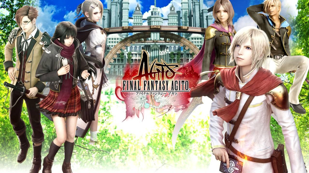 """Final Fantasy Agito's Service Ends In November, Will Get A New """"Reborn"""" Development"""