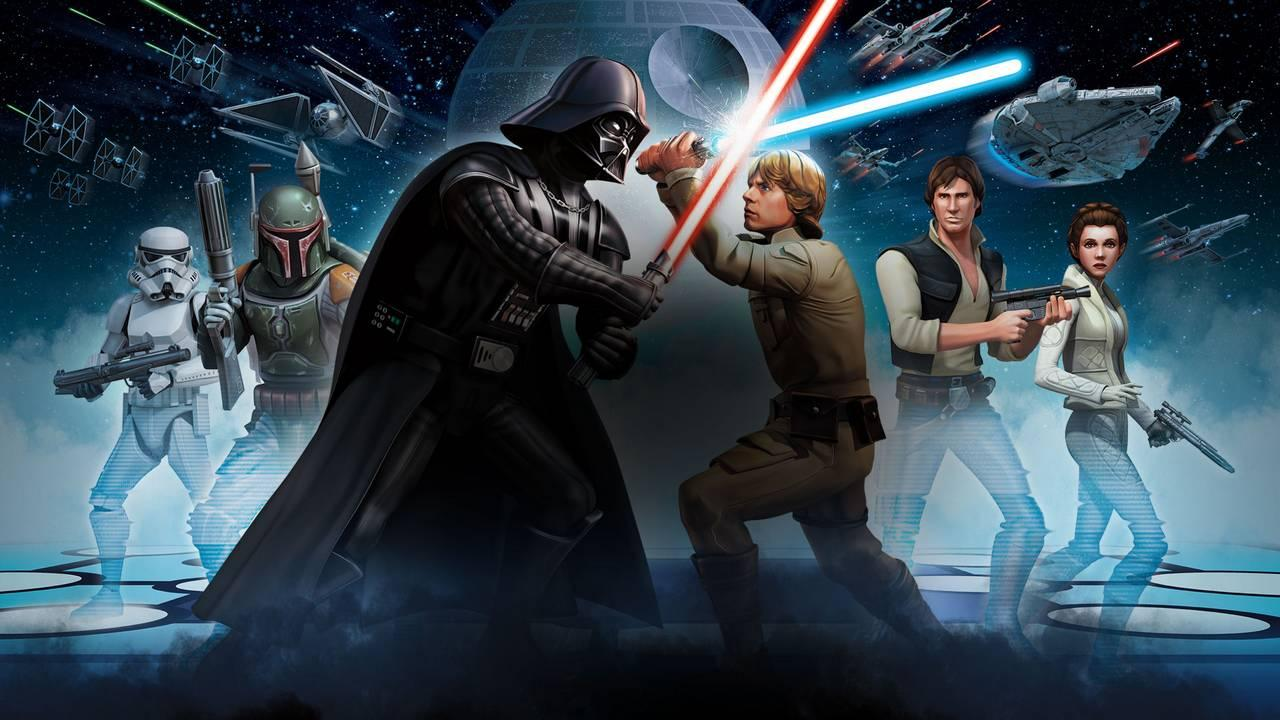 """EA Releases First Trailer for """"Star Wars: Galaxy of Heroes"""""""