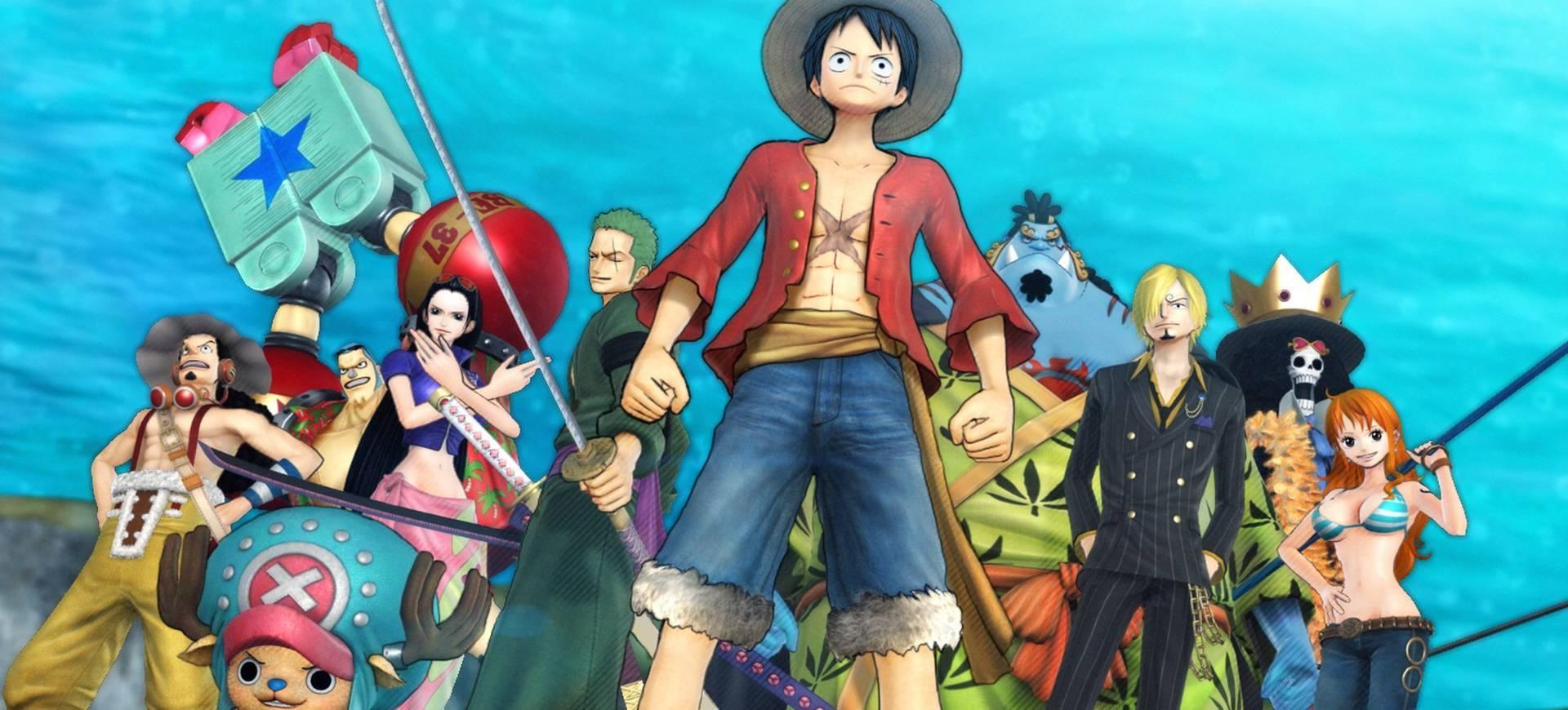One Piece Pirate Warriors 3 - Đánh Giá Game