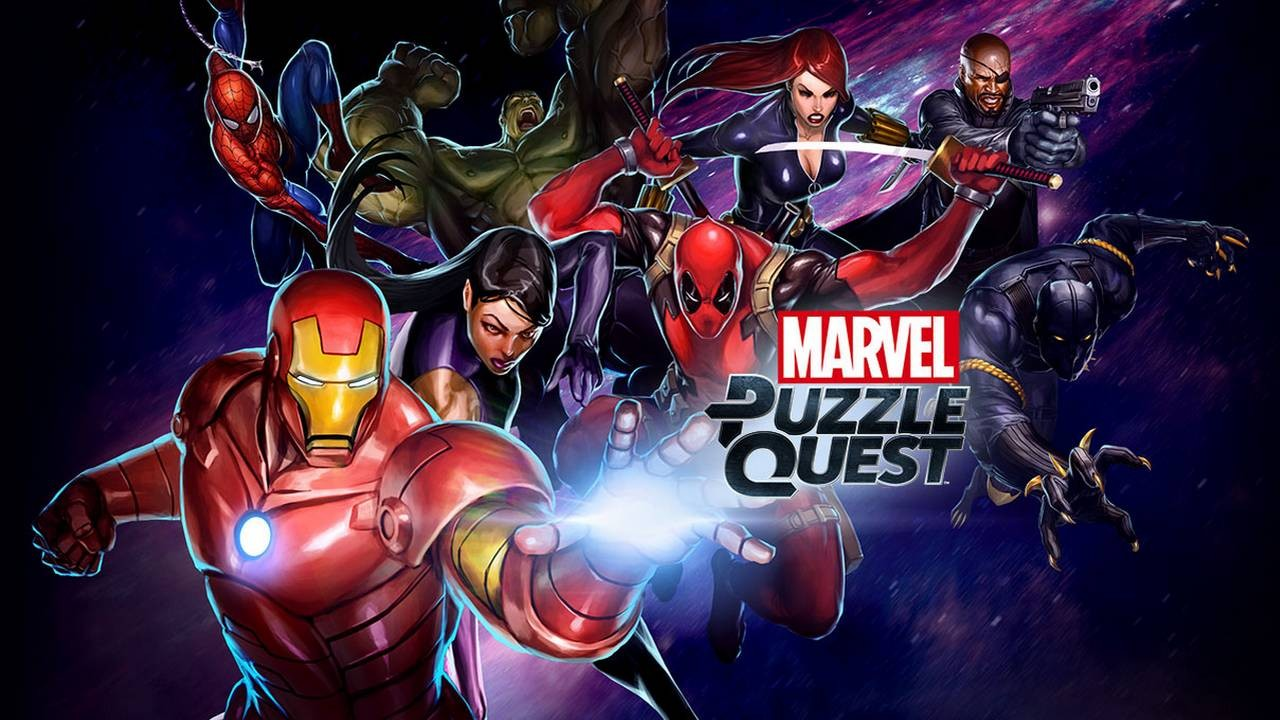 Marvel Puzzle Quest gets their first commercial as well featuring Lou Ferrigno