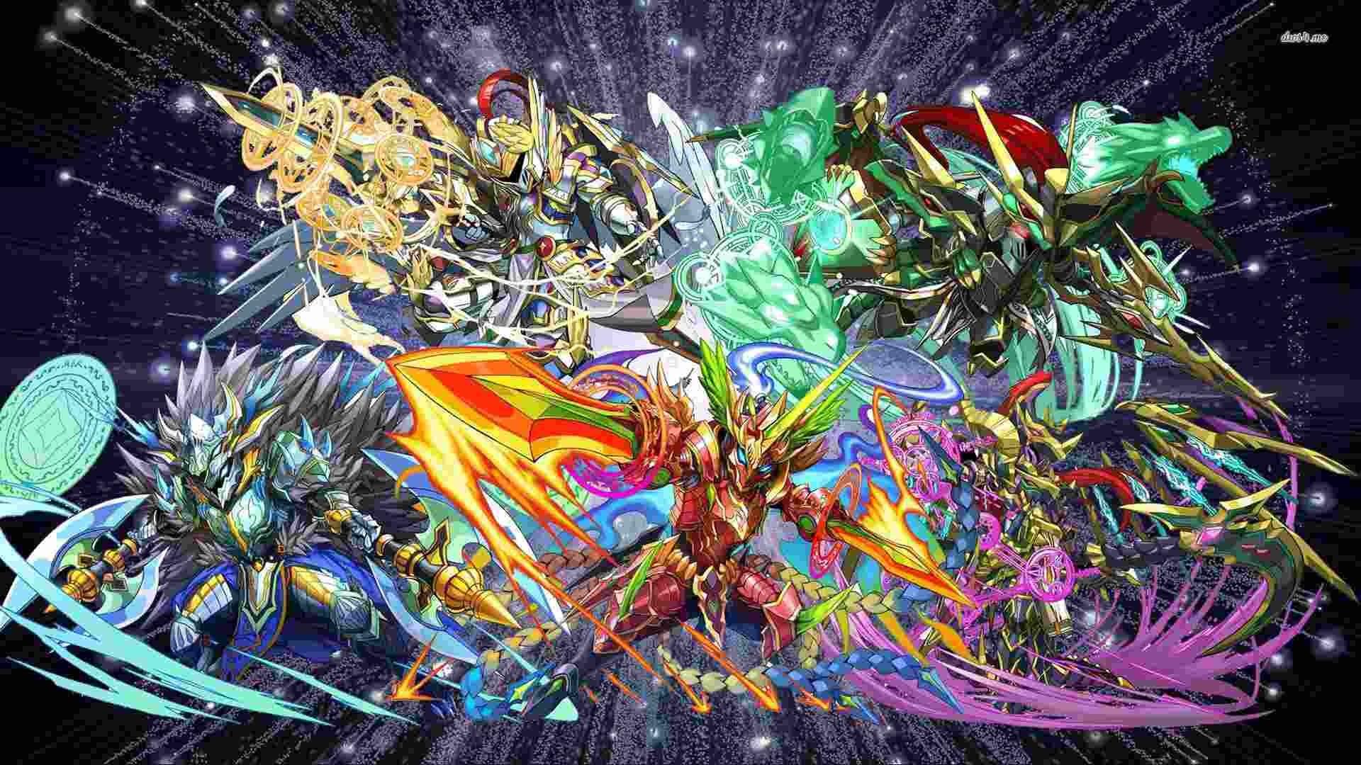 Puzzle & Dragons kết hợp cùng huyền thoại Final Fantasy