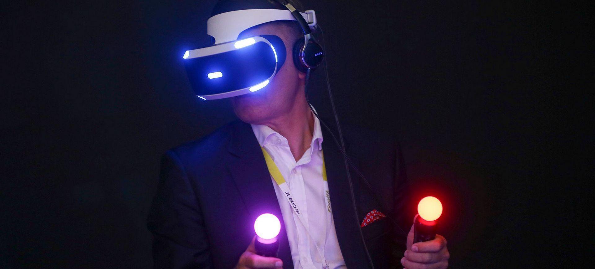 GameStart 2015: Trải nghiệm PlayStation VR đầu tiên ở Đông Nam Á