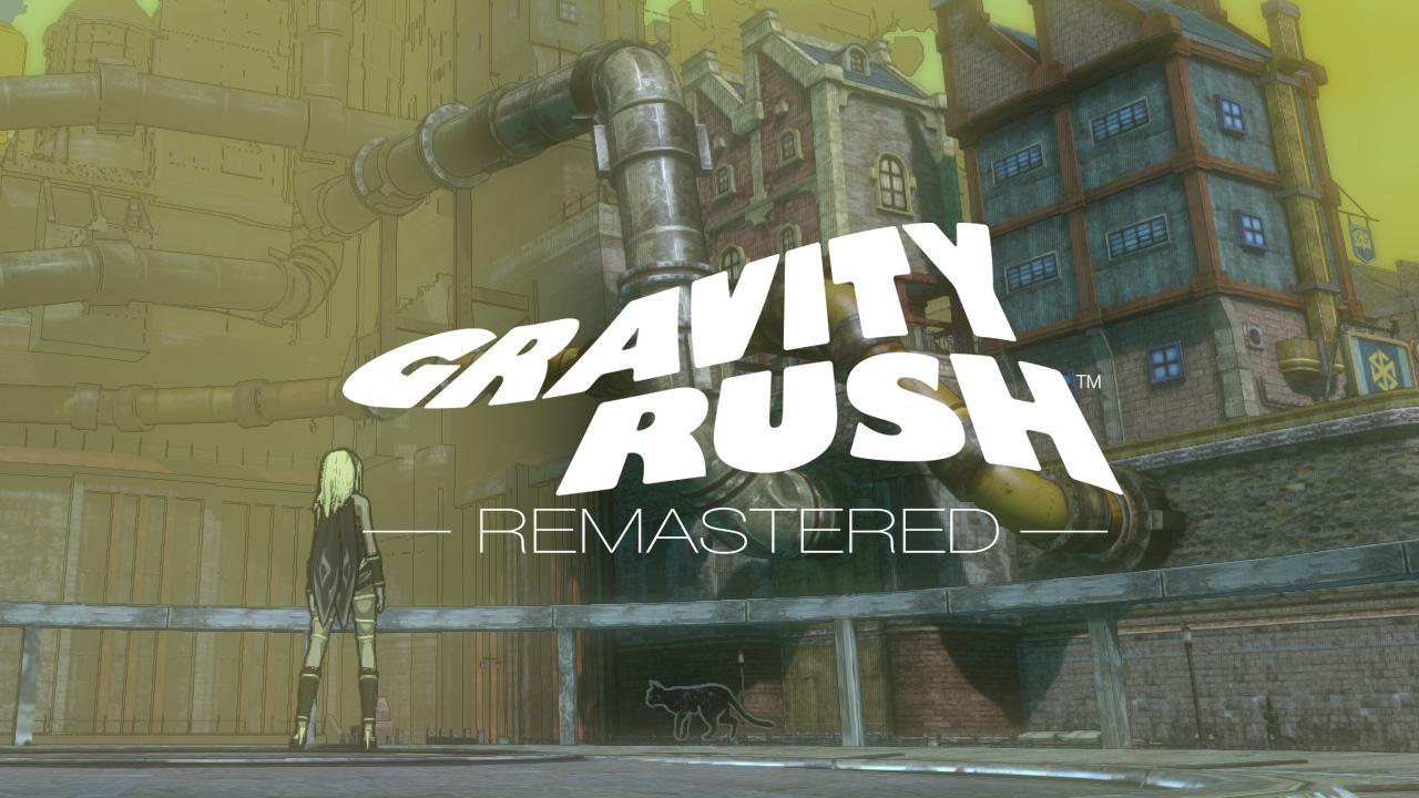 GameStart 2015: Gravity Rush Remastered công bố phiên bản đặc biệt