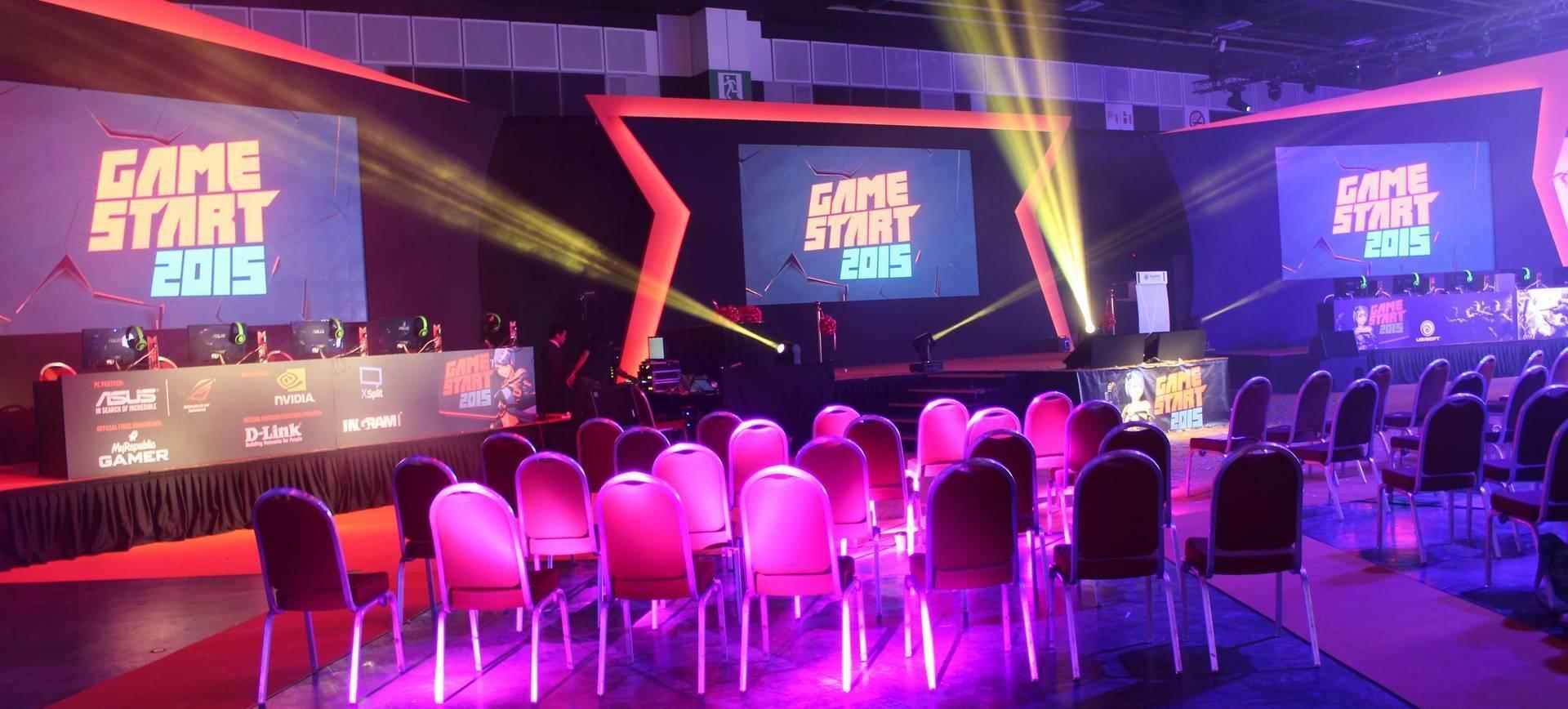 GameStart 2015: Nhẹ nhàng ngày đầu tiên