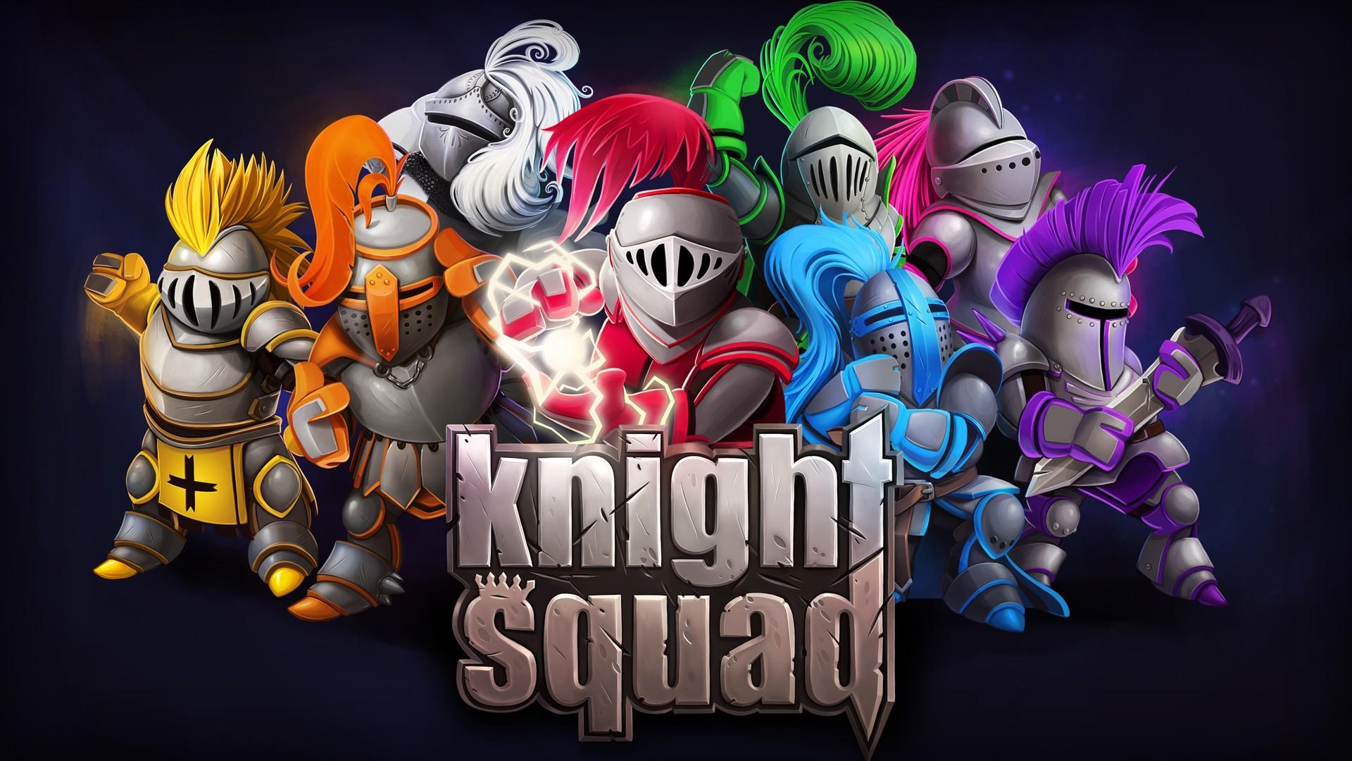 Knight Squad vượt mốc 1 triệu lượt tải về