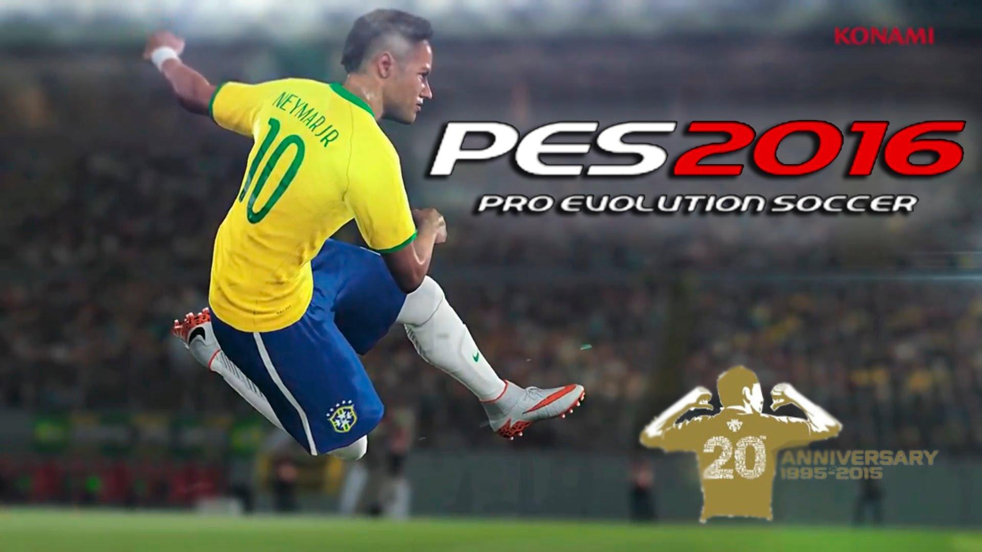 PES 2016 ra mắt bản miễn phí trong tháng 12