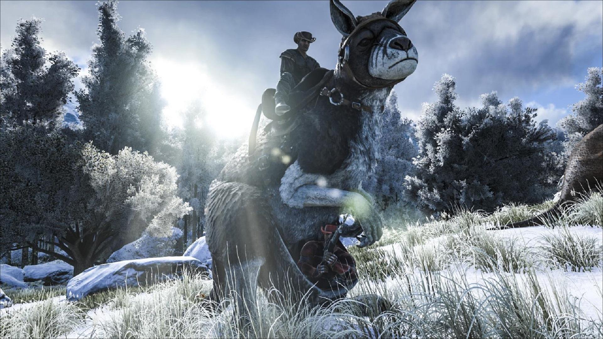 ARK: Survival Evolved mừng năm mới bằng bản cập nhật mới