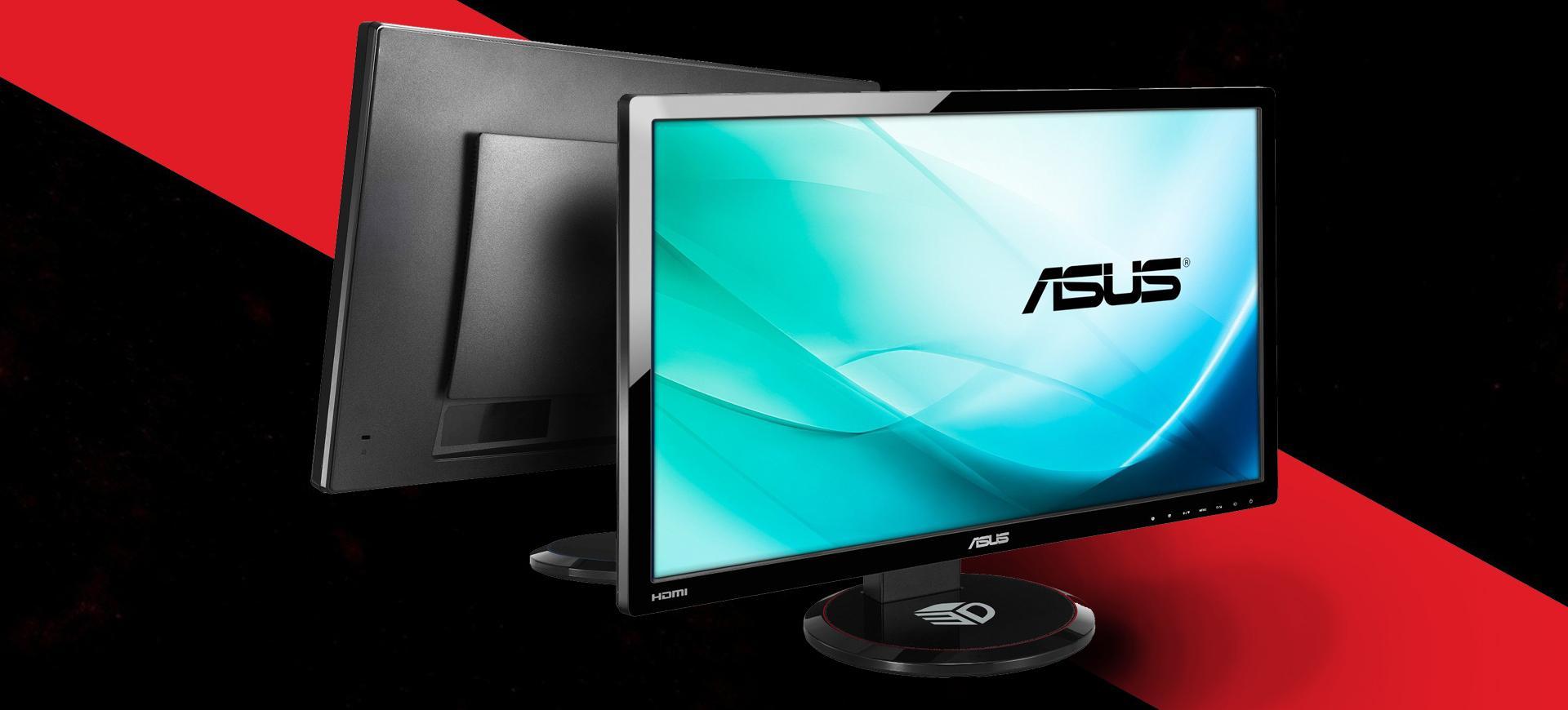 ASUS VG278HE - Đánh Giá Gaming Gear
