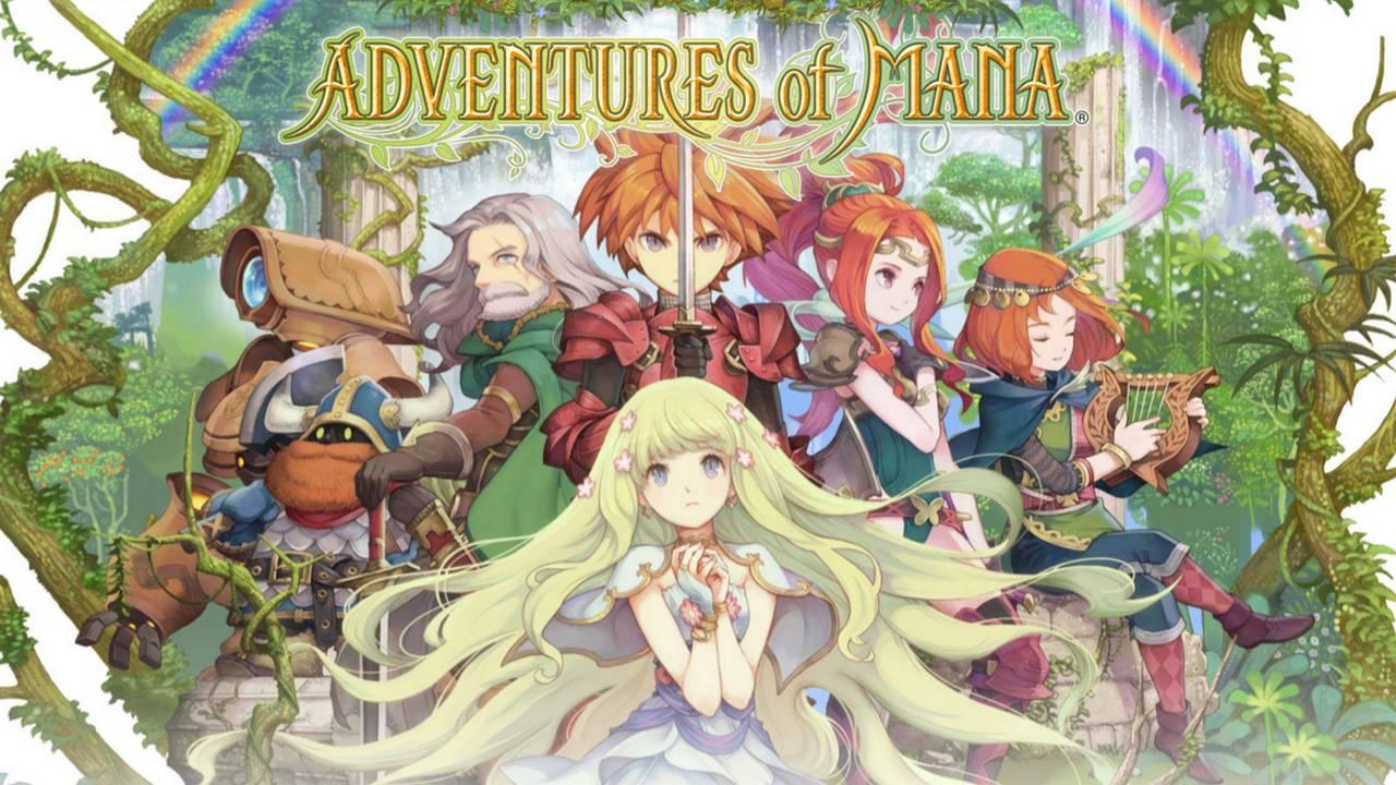 Adventures Of Mana sẽ phát hành bản tiếng anh trên Mobile