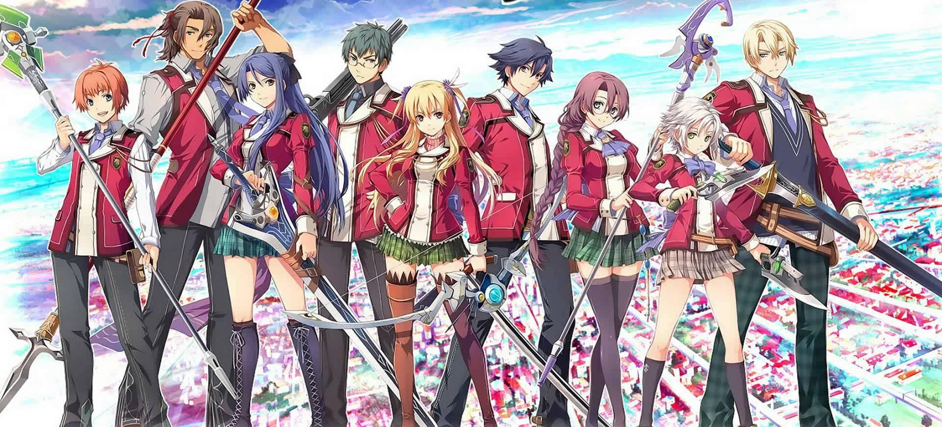 The Legend of Heroes: Trails of Cold Steel - Đánh Giá Game