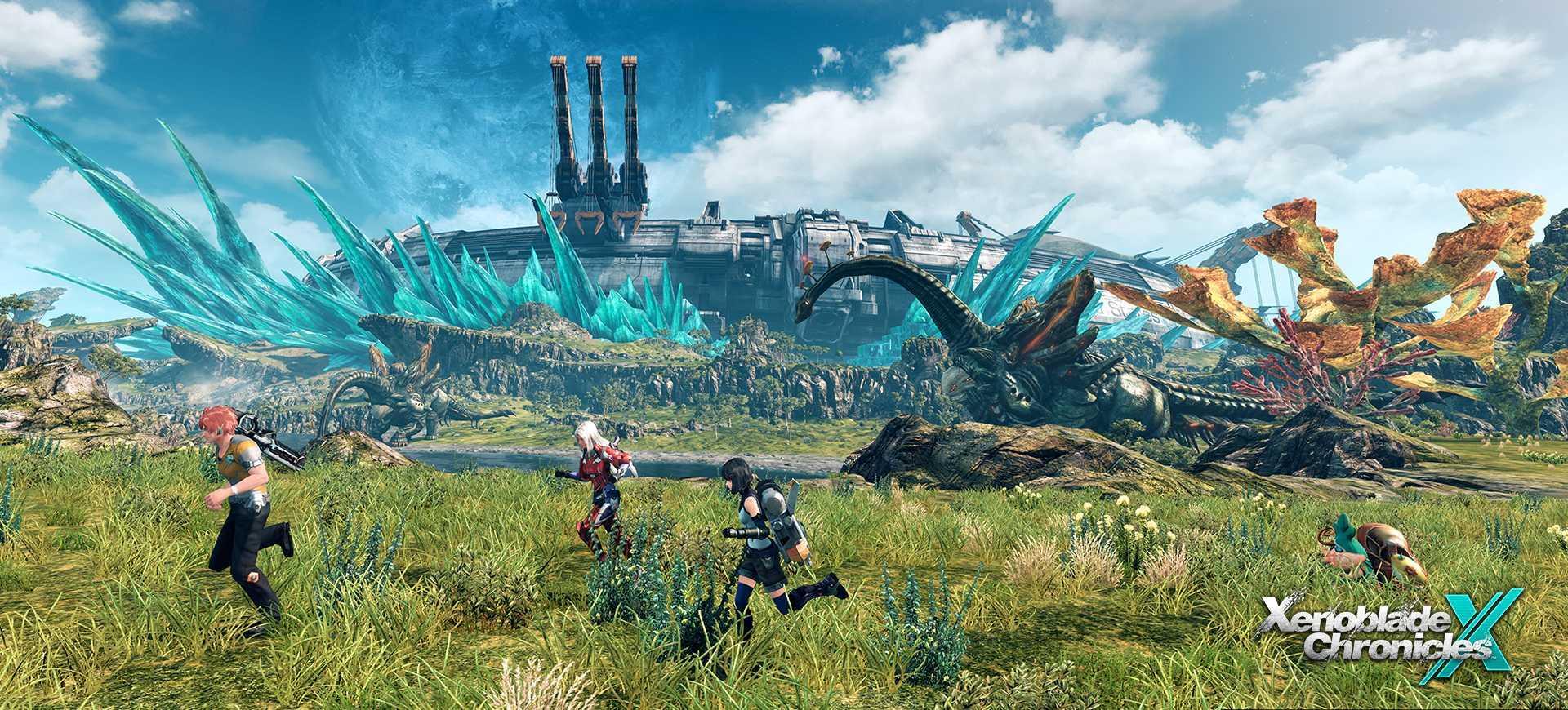 Xenoblade Chronicles X - Đánh Giá Game