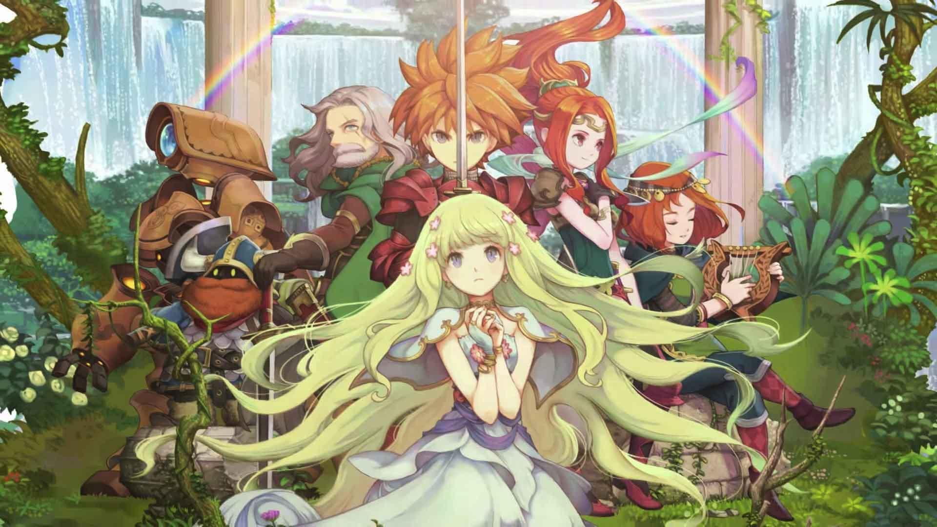 Square Enix công bố ngày phát hành cho Adventures of Mana