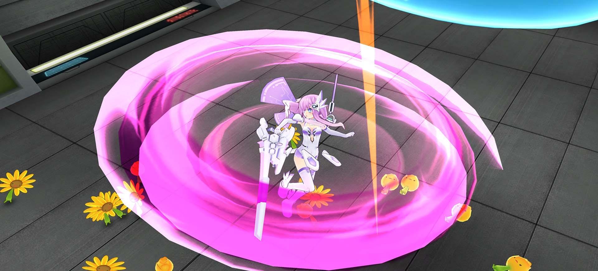 Hyperdimension Neptunia U: Action Unleashed ấn định ngày phát hành lên Steam