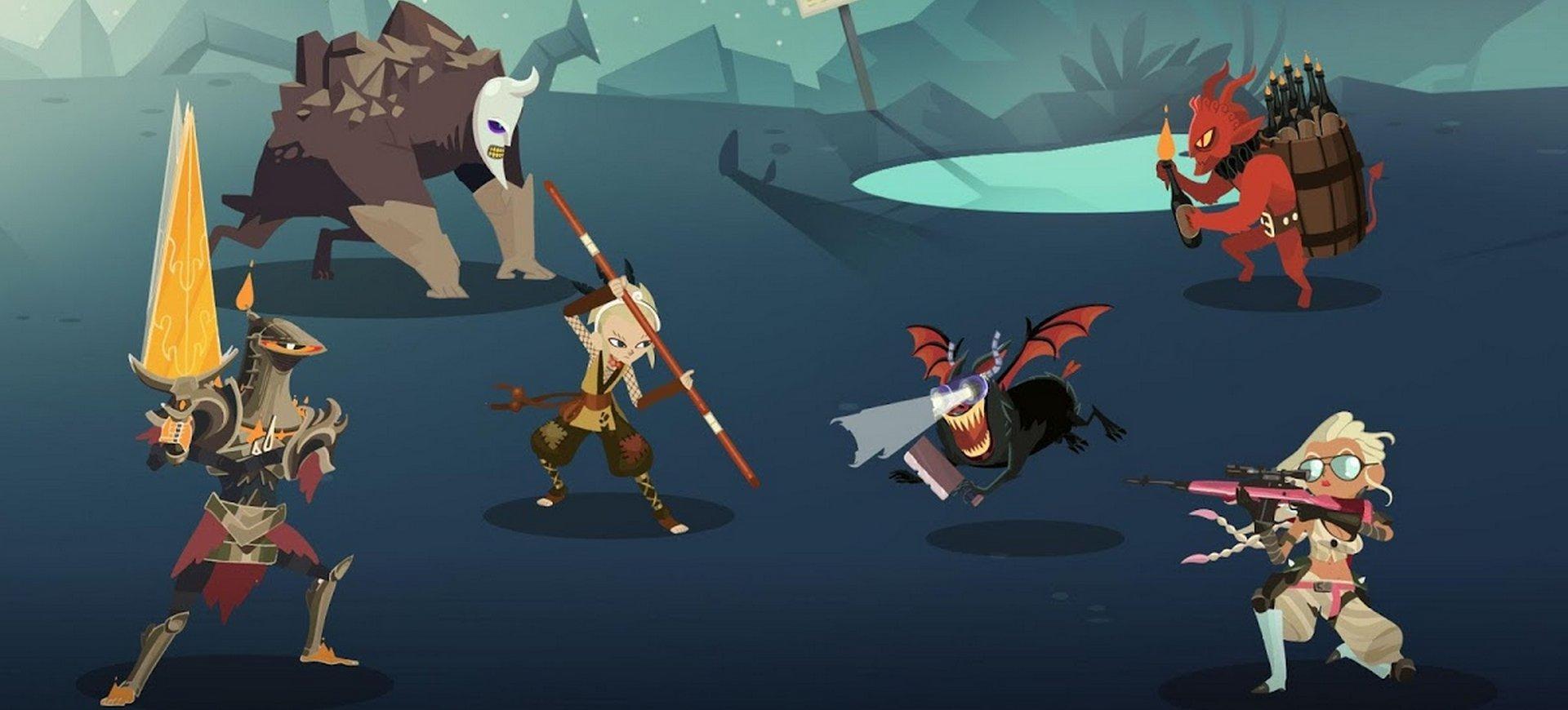 Funky Panda Games phát hành Monster Mountain trên Android - Tin Game Mobile