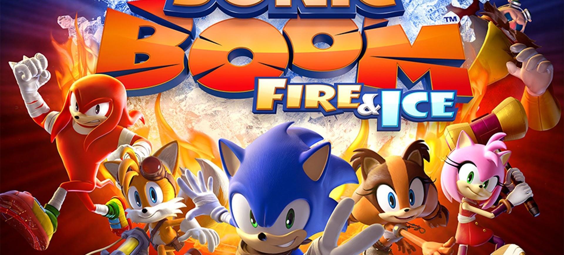 Sonic Boom: Fire and Ice sẽ ra mắt vào tháng 9 – Tin game