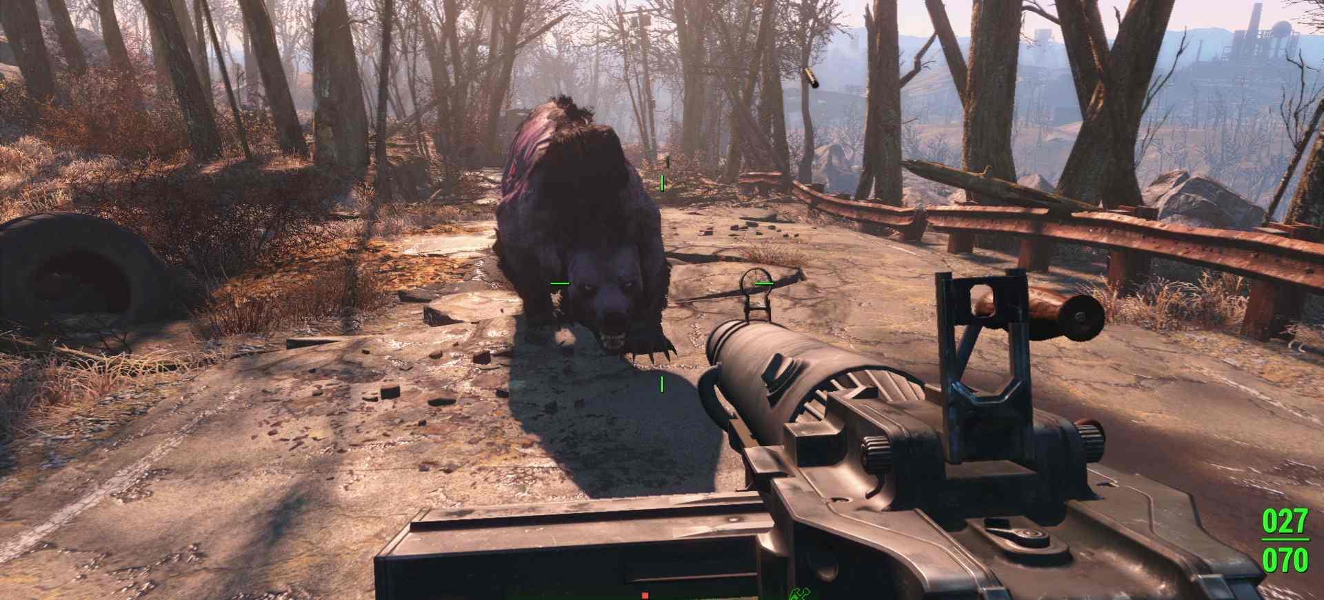 Fallout 4 thử nghiệm Survival Mode vào tuần tới – Tin Game