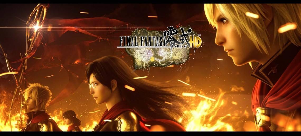 Final Fantasy Type-0 HD - ĐÁNH GIÁ GAME