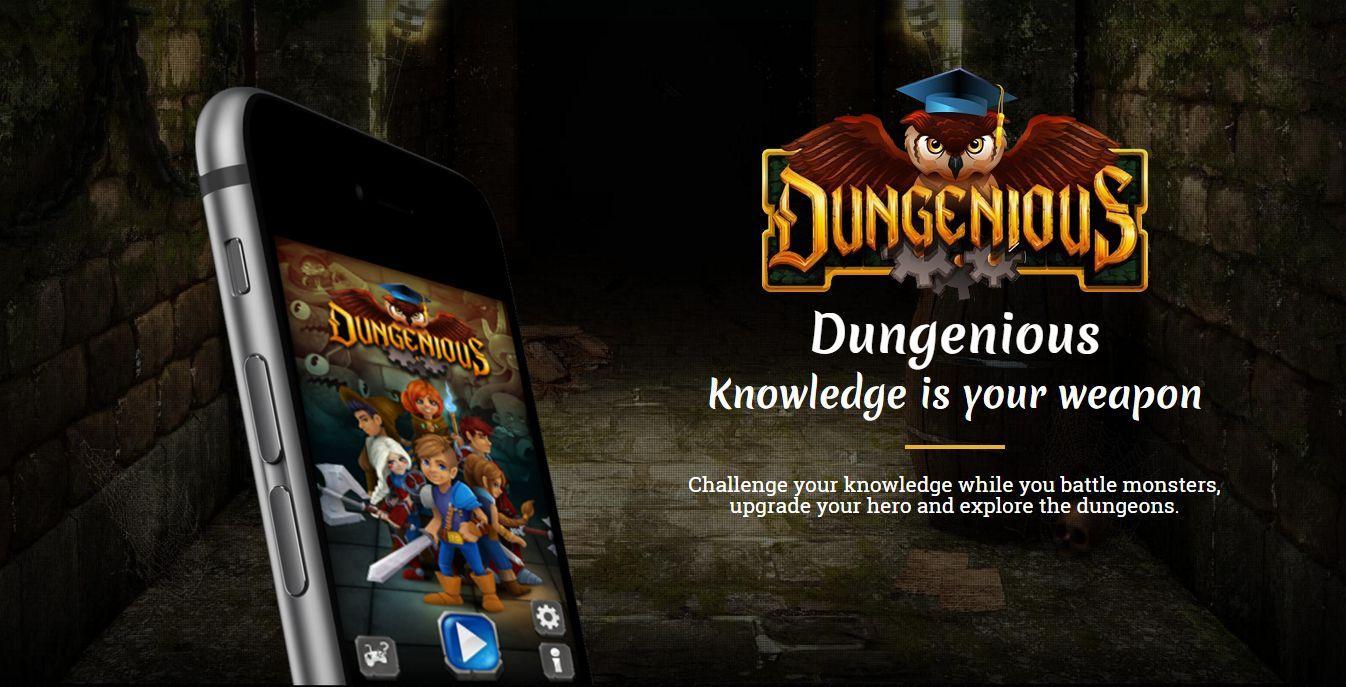 Game giải đố Dungenious chuẩn bị phát hành trên Andoird - Tin Game Mobile