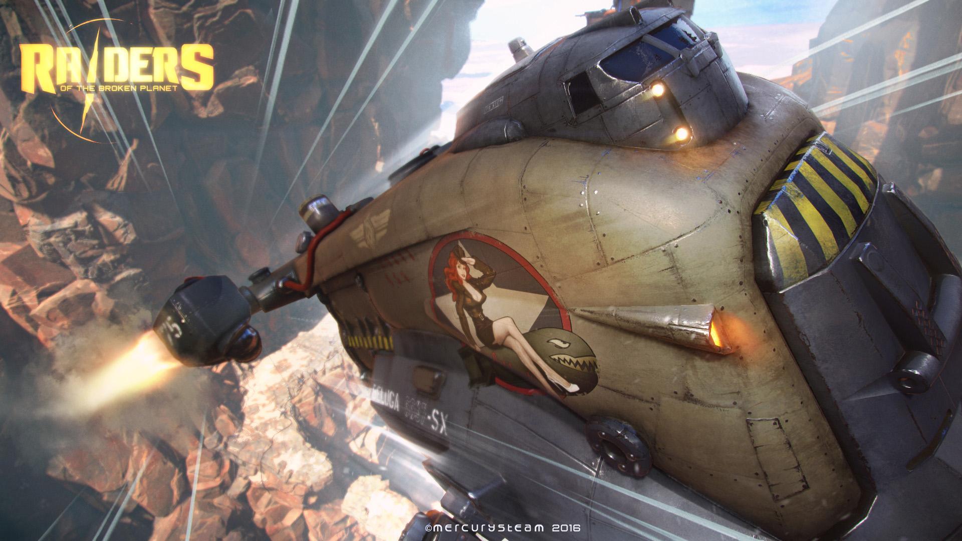 Raiders of the Broken Planet chính thức được MercurySteam công bố - Tin Game