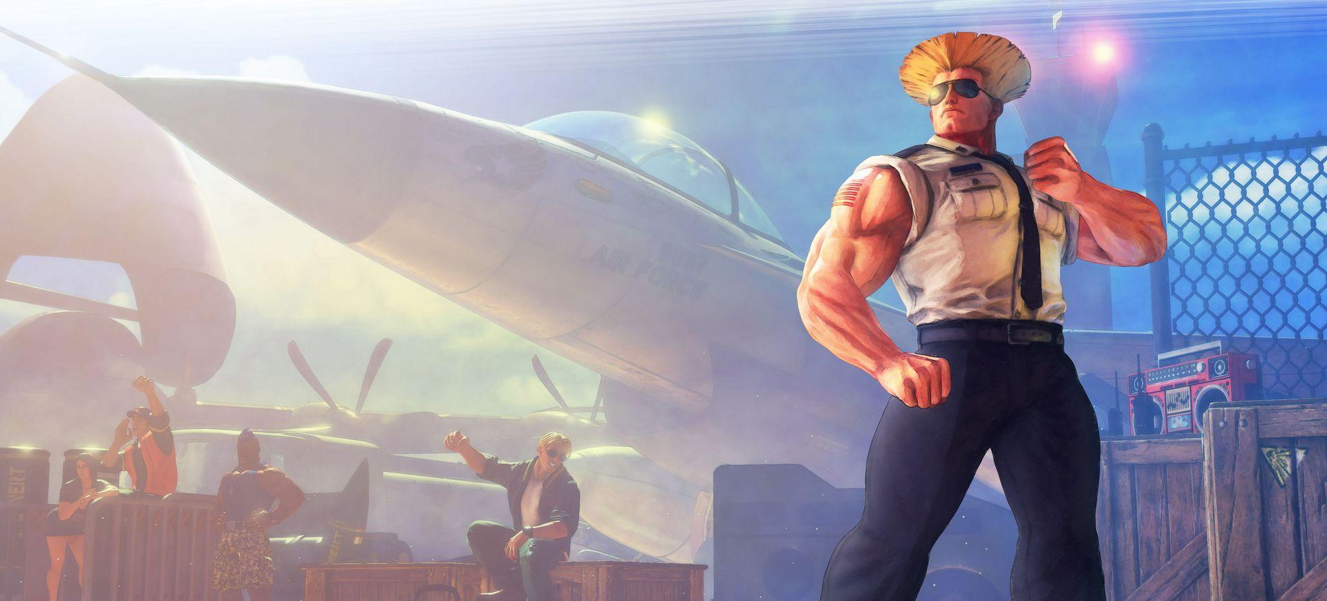 Street Fighter V đưa Guile lên sàn đấu – Tin Game