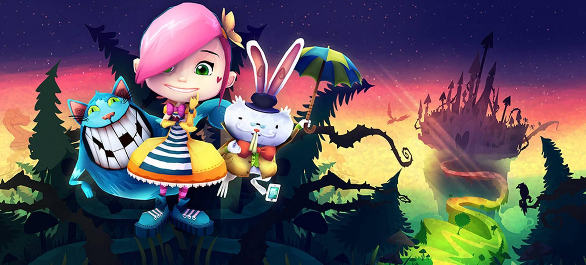 Alice in Wonderland: Golf Puzzle Adventures sắp đổ bộ lên Android - Tin Game Mobile