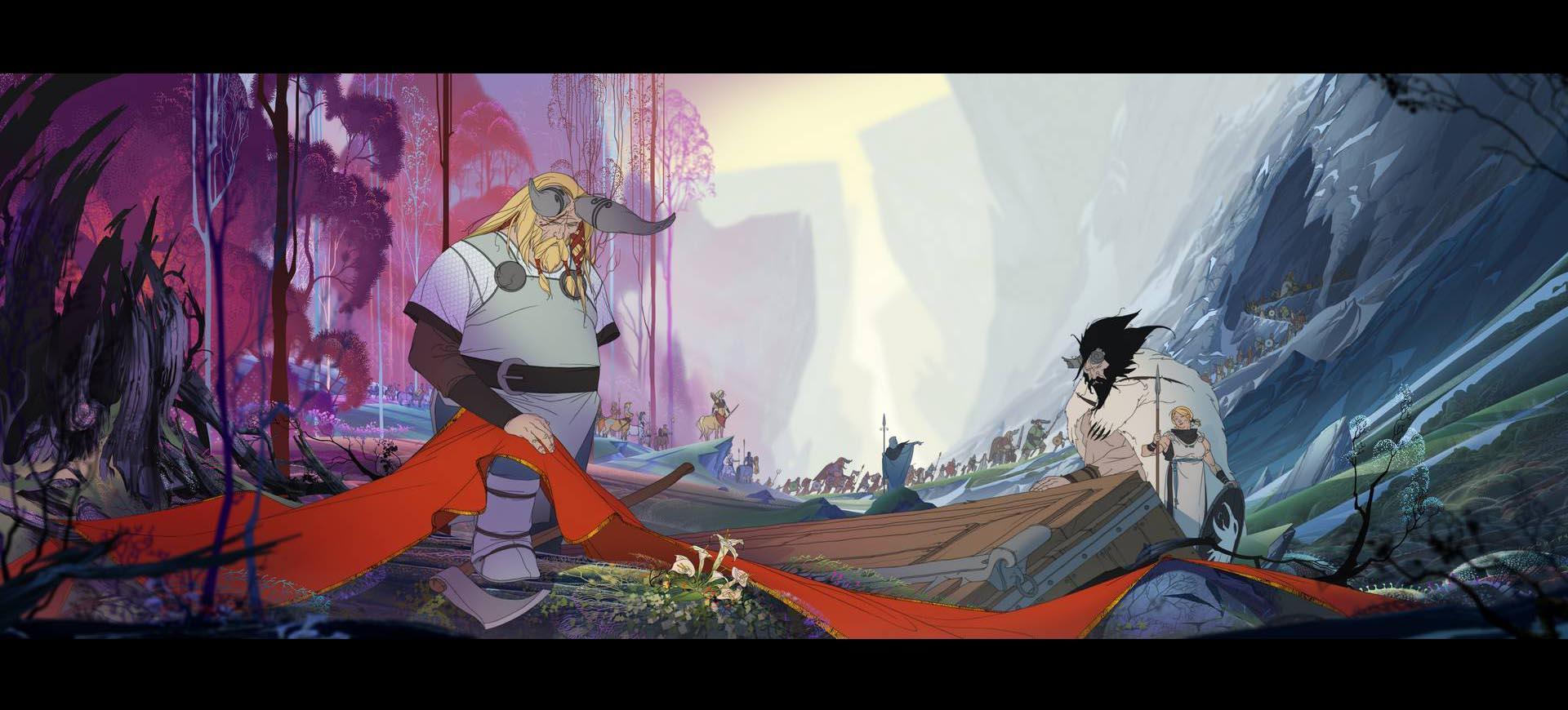 The Banner Saga 2 - Đánh Giá Game