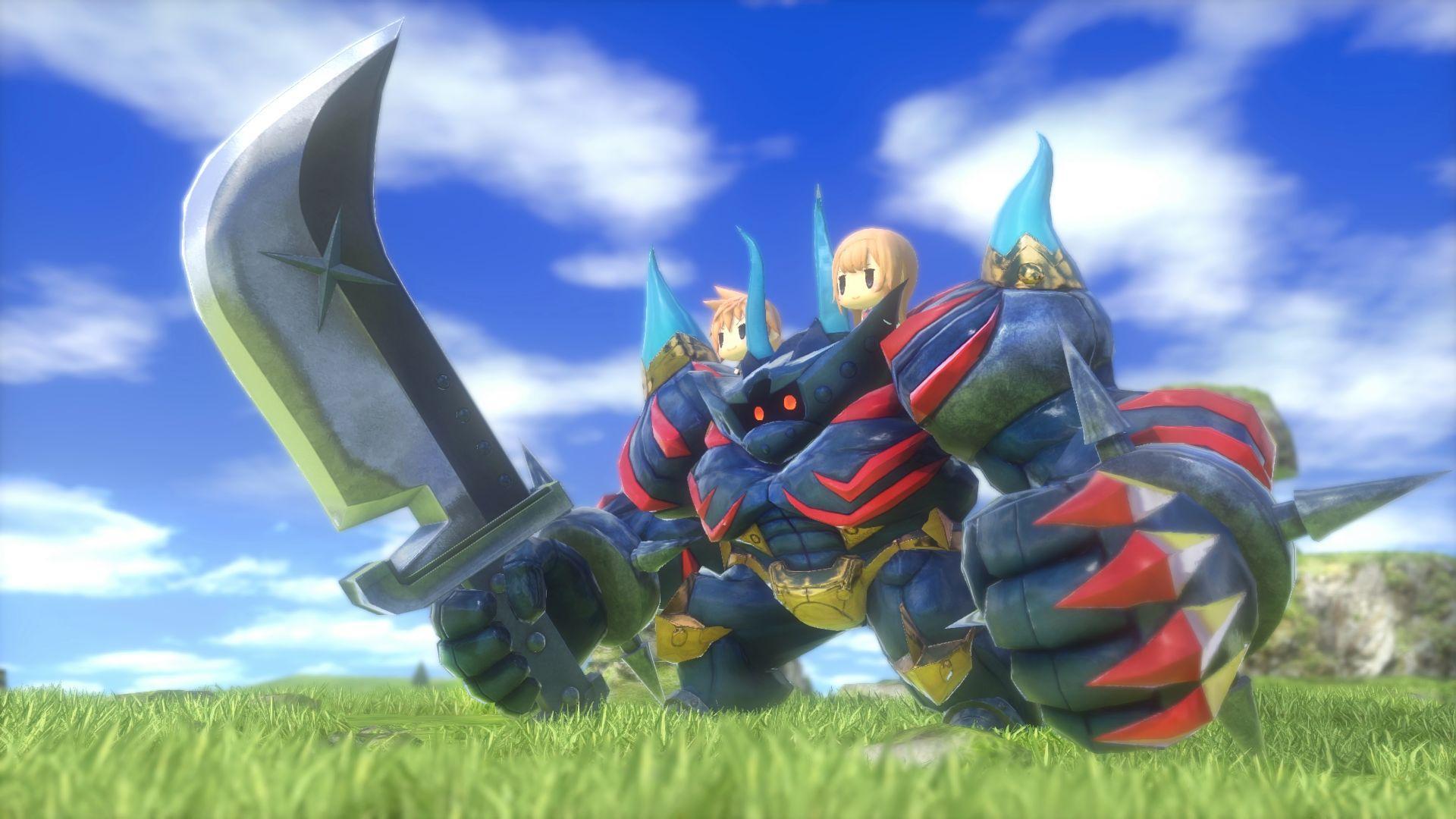 E3 2016   World of Final Fantasy tung trailer khởi động – Tin Game