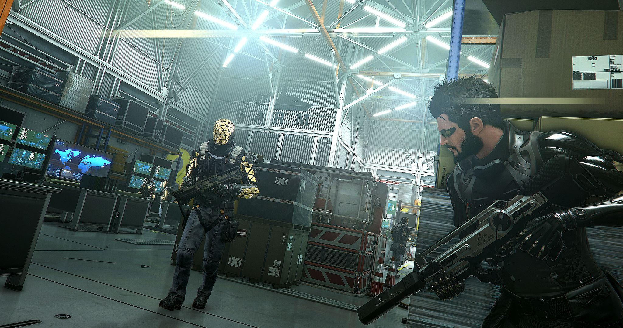 E3 2016   Deus Ex: Mankind Divided trình diễn lối chơi trước thềm E3 – Tin Game