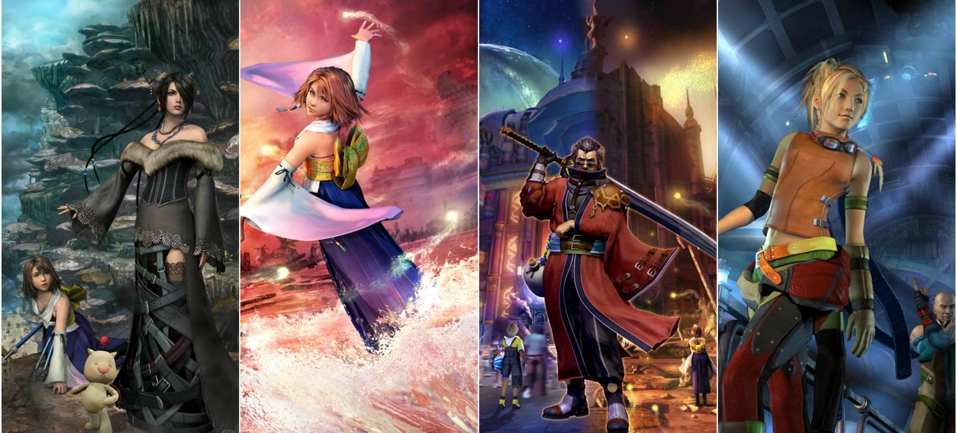 Final Fantasy X HD Remaster (PC) - Đánh Giá Game
