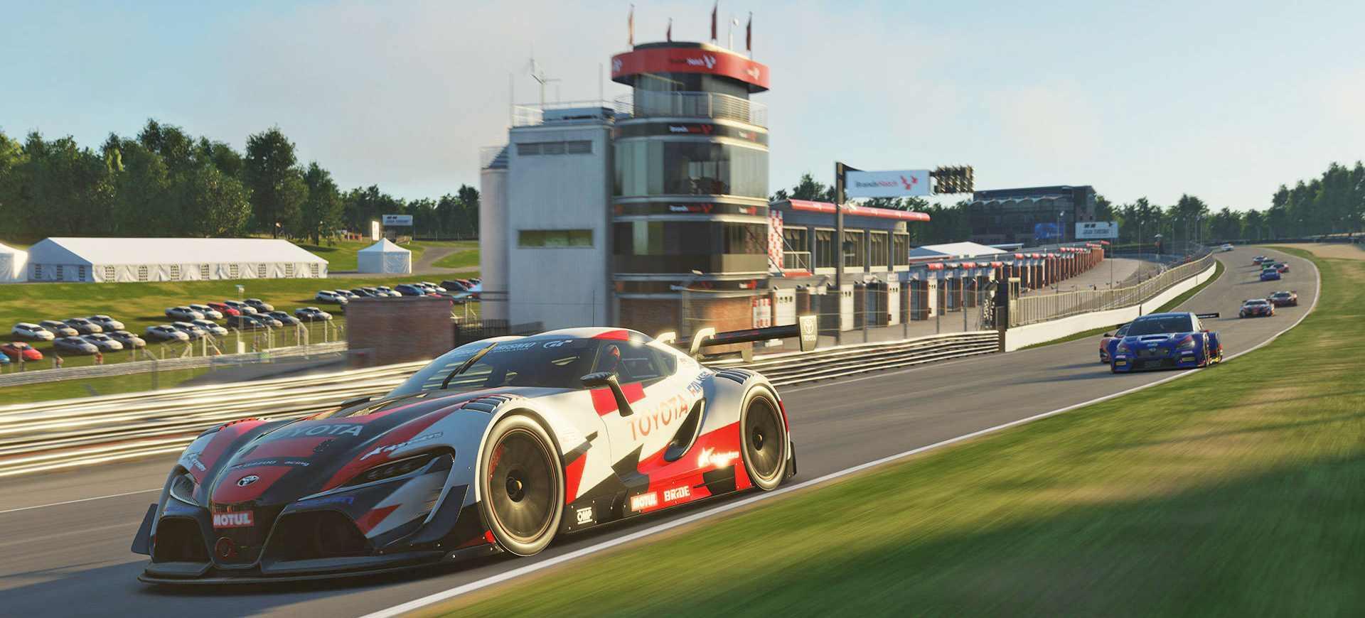 E3 2016: Gran Turismo Sport trình diễn với trailer mới - Tin Game